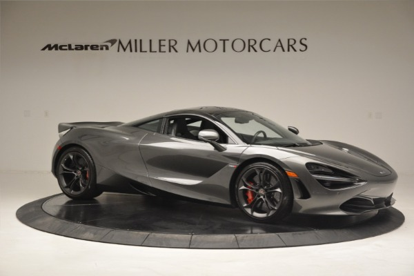 Used 2018 McLaren 720S for sale $269,900 at Aston Martin of Greenwich in Greenwich CT 06830 9