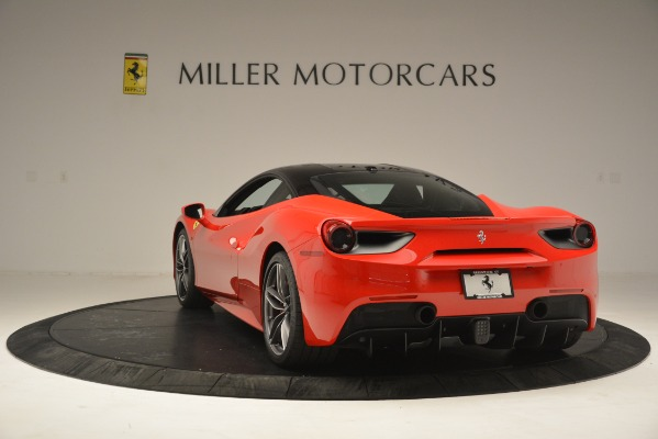 Used 2018 Ferrari 488 GTB for sale Sold at Aston Martin of Greenwich in Greenwich CT 06830 5