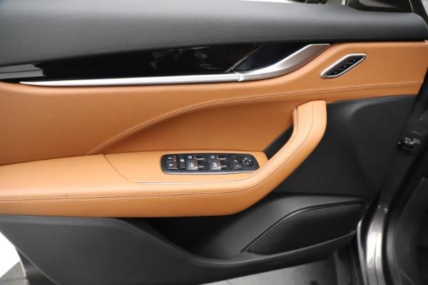 New 2019 Maserati Levante Q4 for sale Sold at Aston Martin of Greenwich in Greenwich CT 06830 17