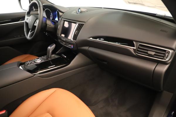 New 2019 Maserati Levante Q4 for sale Sold at Aston Martin of Greenwich in Greenwich CT 06830 22