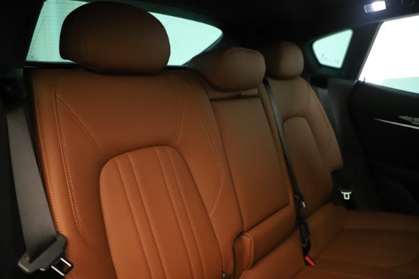 New 2019 Maserati Levante Q4 for sale Sold at Aston Martin of Greenwich in Greenwich CT 06830 26