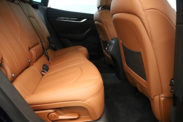 New 2019 Maserati Levante Q4 for sale Sold at Aston Martin of Greenwich in Greenwich CT 06830 27