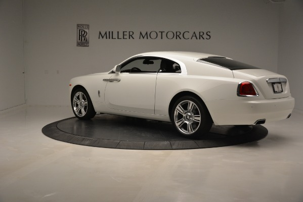 Used 2016 Rolls-Royce Wraith for sale Sold at Aston Martin of Greenwich in Greenwich CT 06830 4