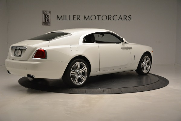 Used 2016 Rolls-Royce Wraith for sale Sold at Aston Martin of Greenwich in Greenwich CT 06830 9