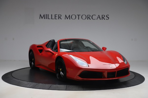 Used 2017 Ferrari 488 Spider for sale $275,900 at Aston Martin of Greenwich in Greenwich CT 06830 11