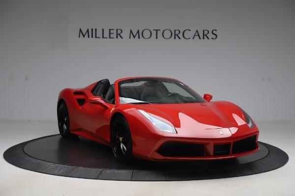 Used 2017 Ferrari 488 Spider for sale $275,900 at Aston Martin of Greenwich in Greenwich CT 06830 11