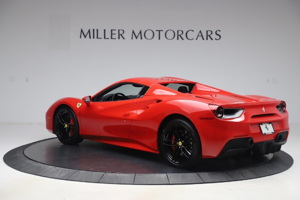 Used 2017 Ferrari 488 Spider for sale $275,900 at Aston Martin of Greenwich in Greenwich CT 06830 15
