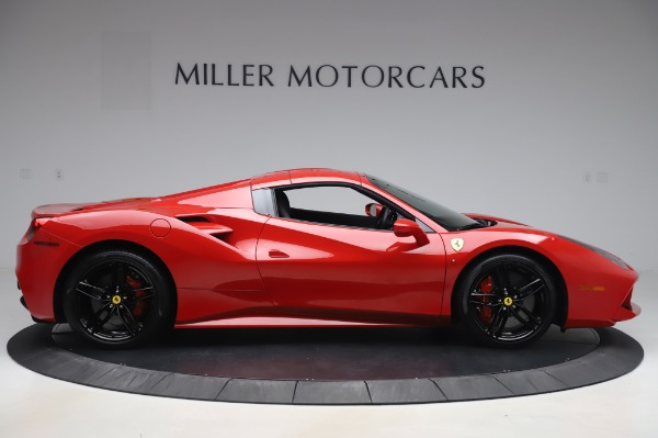 Used 2017 Ferrari 488 Spider for sale Sold at Aston Martin of Greenwich in Greenwich CT 06830 17