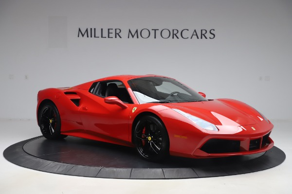 Used 2017 Ferrari 488 Spider for sale $275,900 at Aston Martin of Greenwich in Greenwich CT 06830 18