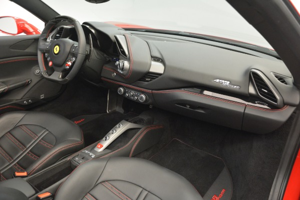 Used 2017 Ferrari 488 Spider for sale $275,900 at Aston Martin of Greenwich in Greenwich CT 06830 24