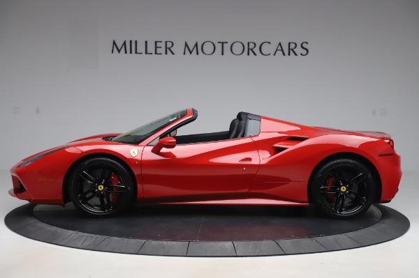 Used 2017 Ferrari 488 Spider for sale $275,900 at Aston Martin of Greenwich in Greenwich CT 06830 3