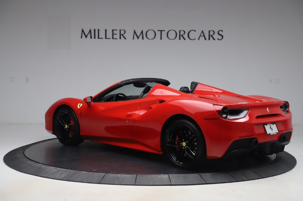 Used 2017 Ferrari 488 Spider for sale $275,900 at Aston Martin of Greenwich in Greenwich CT 06830 4