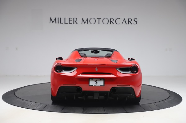 Used 2017 Ferrari 488 Spider for sale $275,900 at Aston Martin of Greenwich in Greenwich CT 06830 6
