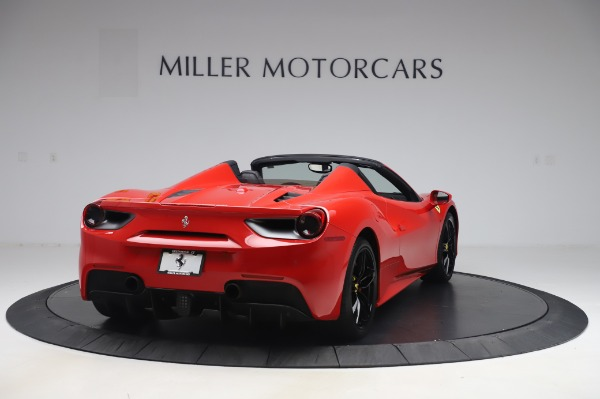 Used 2017 Ferrari 488 Spider for sale $275,900 at Aston Martin of Greenwich in Greenwich CT 06830 7