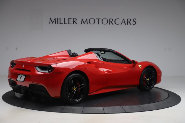 Used 2017 Ferrari 488 Spider for sale $275,900 at Aston Martin of Greenwich in Greenwich CT 06830 8