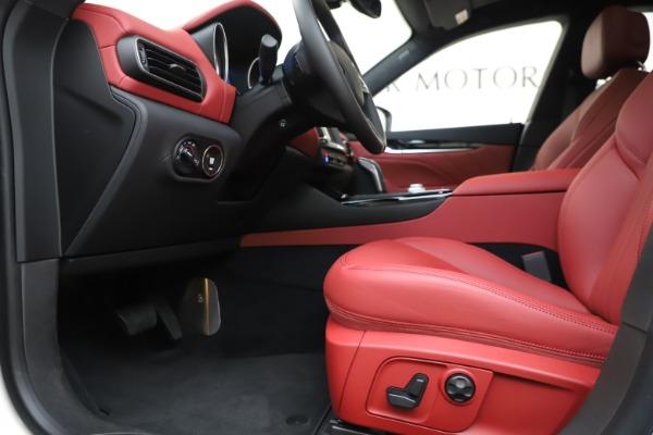 New 2019 Maserati Levante Q4 for sale Sold at Aston Martin of Greenwich in Greenwich CT 06830 14