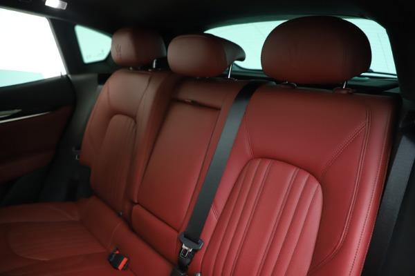 New 2019 Maserati Levante Q4 for sale Sold at Aston Martin of Greenwich in Greenwich CT 06830 18
