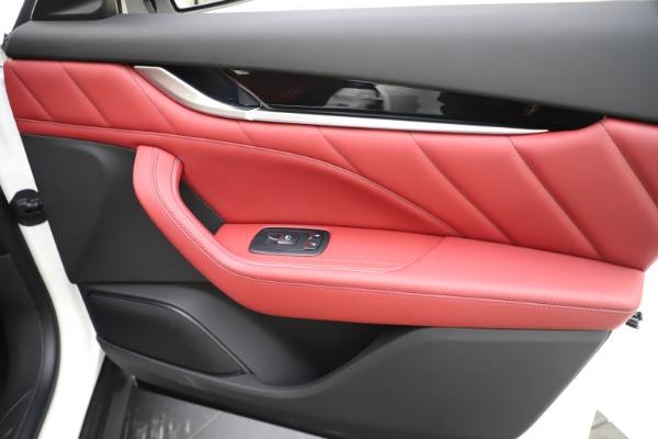 New 2019 Maserati Levante Q4 for sale Sold at Aston Martin of Greenwich in Greenwich CT 06830 25