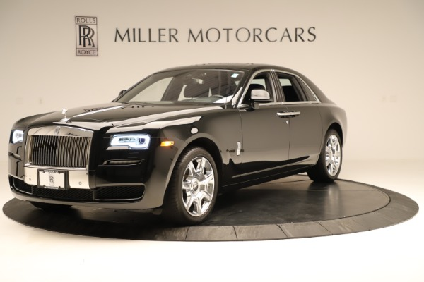 Used 2016 Rolls-Royce Ghost for sale Sold at Aston Martin of Greenwich in Greenwich CT 06830 2