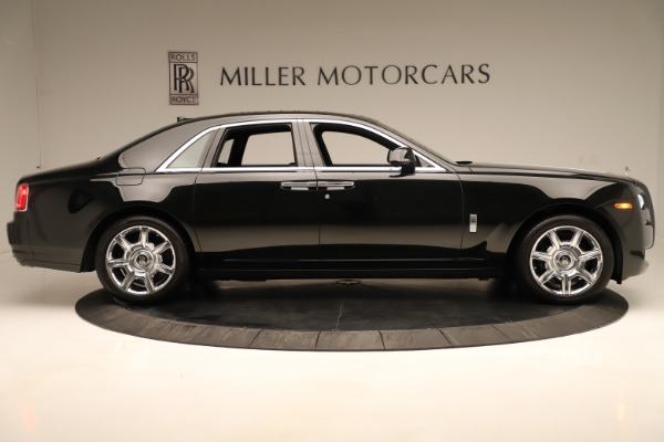Used 2016 Rolls-Royce Ghost for sale Sold at Aston Martin of Greenwich in Greenwich CT 06830 9