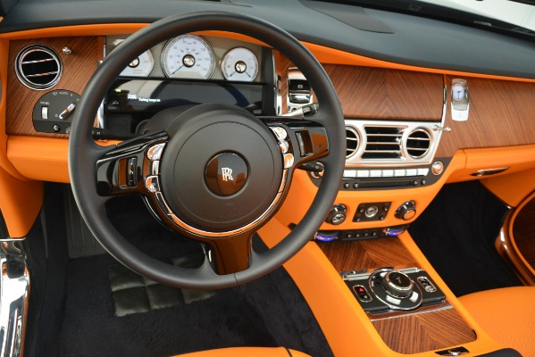 Used 2016 Rolls-Royce Dawn for sale Sold at Aston Martin of Greenwich in Greenwich CT 06830 18