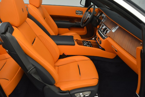Used 2016 Rolls-Royce Dawn for sale Sold at Aston Martin of Greenwich in Greenwich CT 06830 23