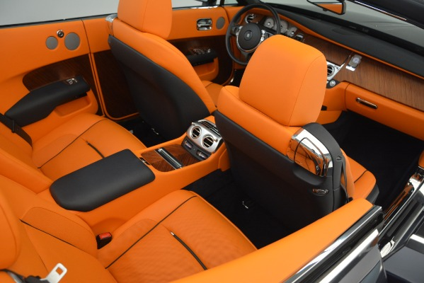 Used 2016 Rolls-Royce Dawn for sale Sold at Aston Martin of Greenwich in Greenwich CT 06830 25