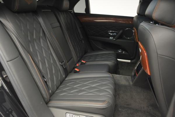 Used 2014 Bentley Flying Spur W12 for sale Sold at Aston Martin of Greenwich in Greenwich CT 06830 22