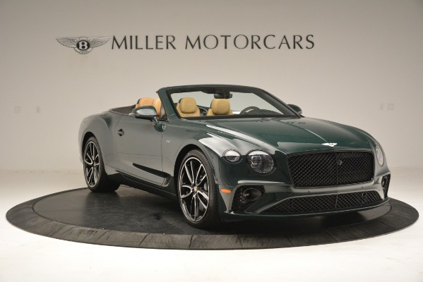 New 2020 Bentley Continental GTC V8 for sale Sold at Aston Martin of Greenwich in Greenwich CT 06830 11