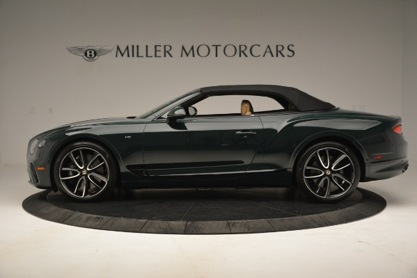 New 2020 Bentley Continental GTC V8 for sale Sold at Aston Martin of Greenwich in Greenwich CT 06830 15