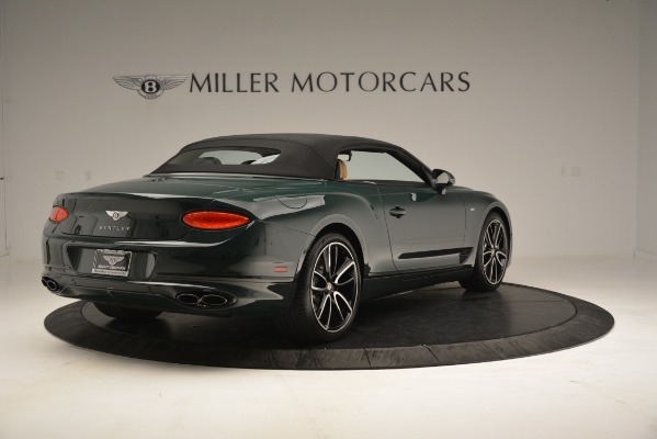 New 2020 Bentley Continental GTC V8 for sale Sold at Aston Martin of Greenwich in Greenwich CT 06830 17