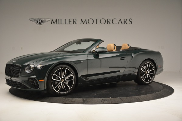 New 2020 Bentley Continental GTC V8 for sale Sold at Aston Martin of Greenwich in Greenwich CT 06830 2