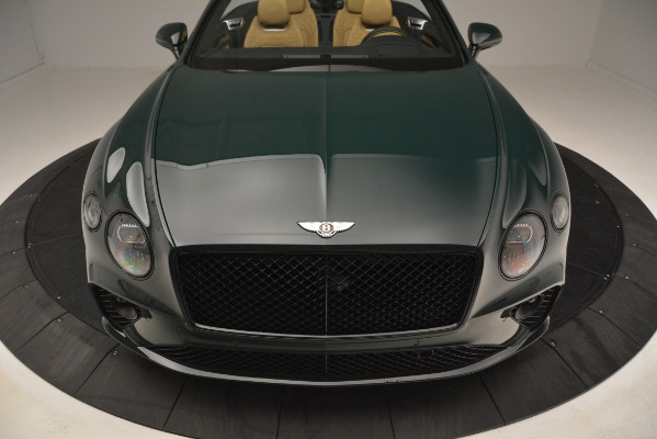 New 2020 Bentley Continental GTC V8 for sale Sold at Aston Martin of Greenwich in Greenwich CT 06830 21