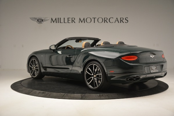 New 2020 Bentley Continental GTC V8 for sale Sold at Aston Martin of Greenwich in Greenwich CT 06830 4