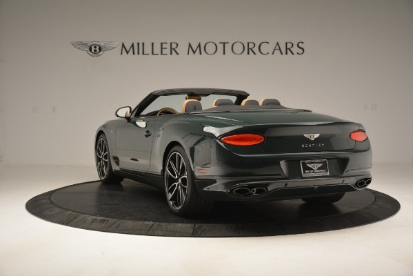 New 2020 Bentley Continental GTC V8 for sale Sold at Aston Martin of Greenwich in Greenwich CT 06830 5