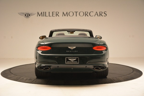 New 2020 Bentley Continental GTC V8 for sale Sold at Aston Martin of Greenwich in Greenwich CT 06830 6