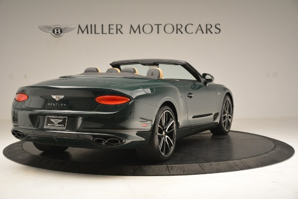 New 2020 Bentley Continental GTC V8 for sale Sold at Aston Martin of Greenwich in Greenwich CT 06830 7