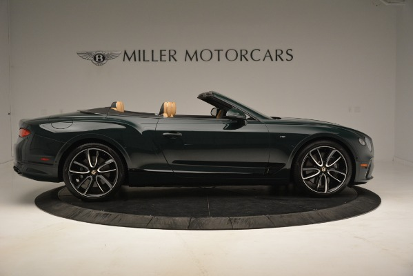 New 2020 Bentley Continental GTC V8 for sale Sold at Aston Martin of Greenwich in Greenwich CT 06830 9