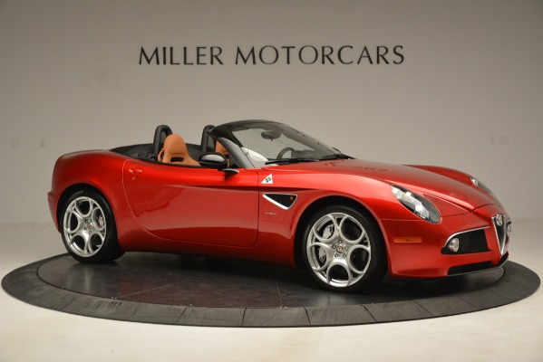 Used 2009 Alfa Romeo 8c Spider for sale Sold at Aston Martin of Greenwich in Greenwich CT 06830 11