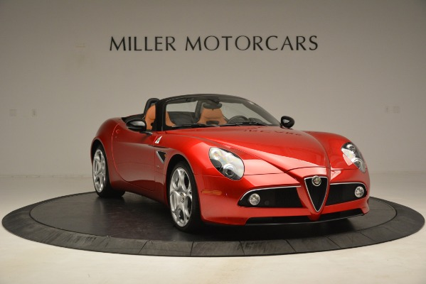 Used 2009 Alfa Romeo 8c Spider for sale Sold at Aston Martin of Greenwich in Greenwich CT 06830 12