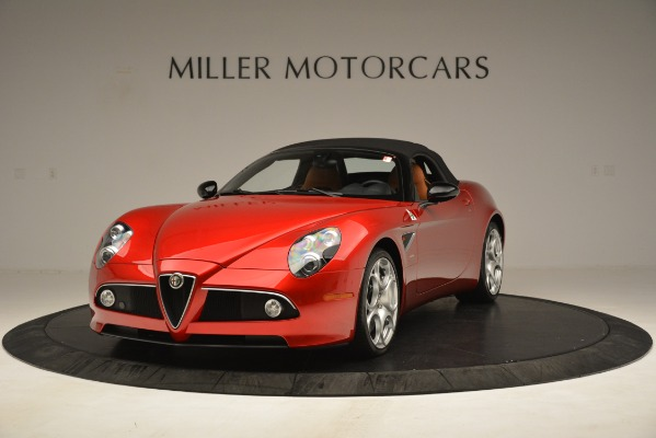 Used 2009 Alfa Romeo 8c Spider for sale Sold at Aston Martin of Greenwich in Greenwich CT 06830 13
