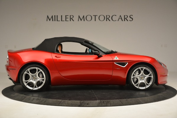 Used 2009 Alfa Romeo 8c Spider for sale Sold at Aston Martin of Greenwich in Greenwich CT 06830 14