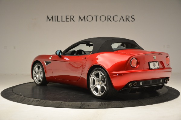 Used 2009 Alfa Romeo 8c Spider for sale Sold at Aston Martin of Greenwich in Greenwich CT 06830 15