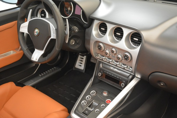 Used 2009 Alfa Romeo 8c Spider for sale Sold at Aston Martin of Greenwich in Greenwich CT 06830 23