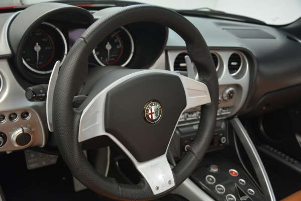 Used 2009 Alfa Romeo 8c Spider for sale Sold at Aston Martin of Greenwich in Greenwich CT 06830 24