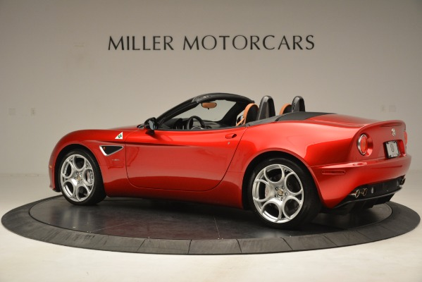 Used 2009 Alfa Romeo 8c Spider for sale Sold at Aston Martin of Greenwich in Greenwich CT 06830 4
