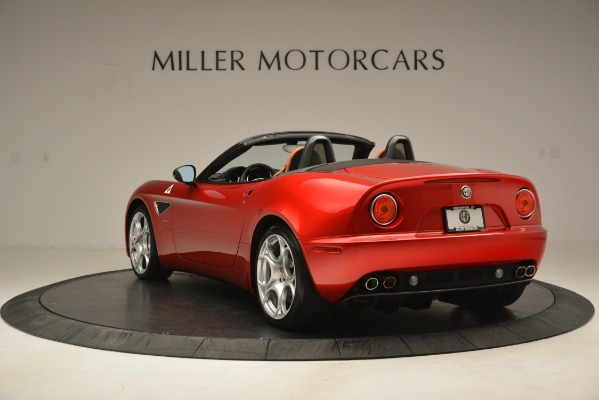 Used 2009 Alfa Romeo 8c Spider for sale Sold at Aston Martin of Greenwich in Greenwich CT 06830 5