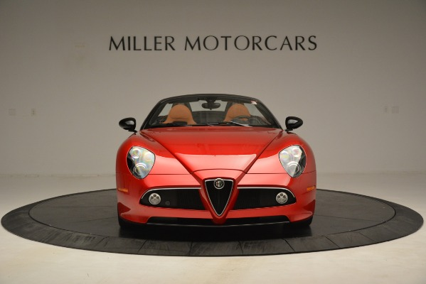 Used 2009 Alfa Romeo 8c Spider for sale Sold at Aston Martin of Greenwich in Greenwich CT 06830 7