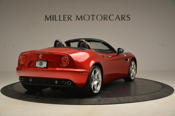 Used 2009 Alfa Romeo 8c Spider for sale Sold at Aston Martin of Greenwich in Greenwich CT 06830 8