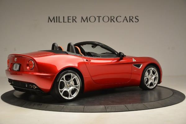 Used 2009 Alfa Romeo 8c Spider for sale Sold at Aston Martin of Greenwich in Greenwich CT 06830 9